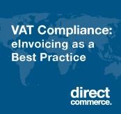 VAT Compliance: eInvoicing as a Best Practice