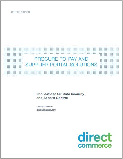 direct-commerce-p2p-data-security