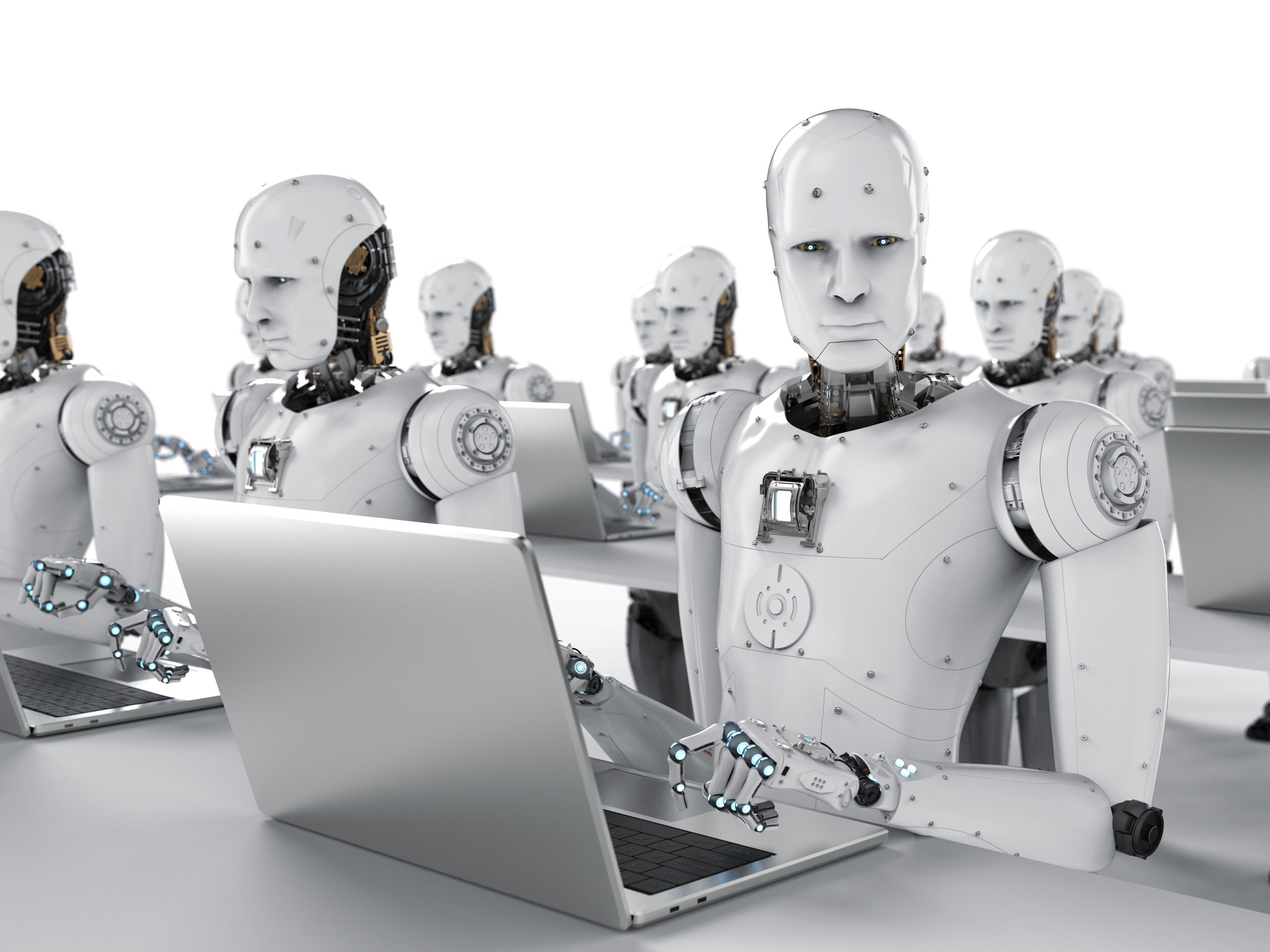 Robot workforce_iStock-920743052