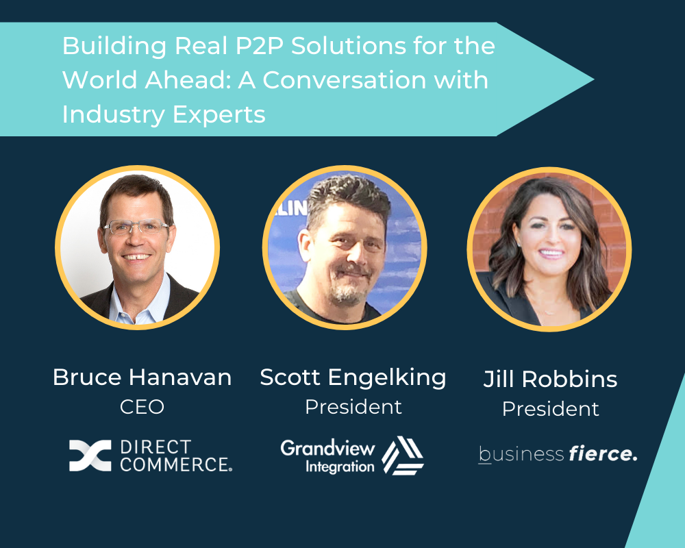 building real P2P solutions for the world ahead on-demand webinar with industry experts